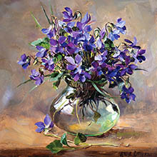 Gifts: Flower Coasters, notebooks and calendars by Anne Cotterill Flower Art